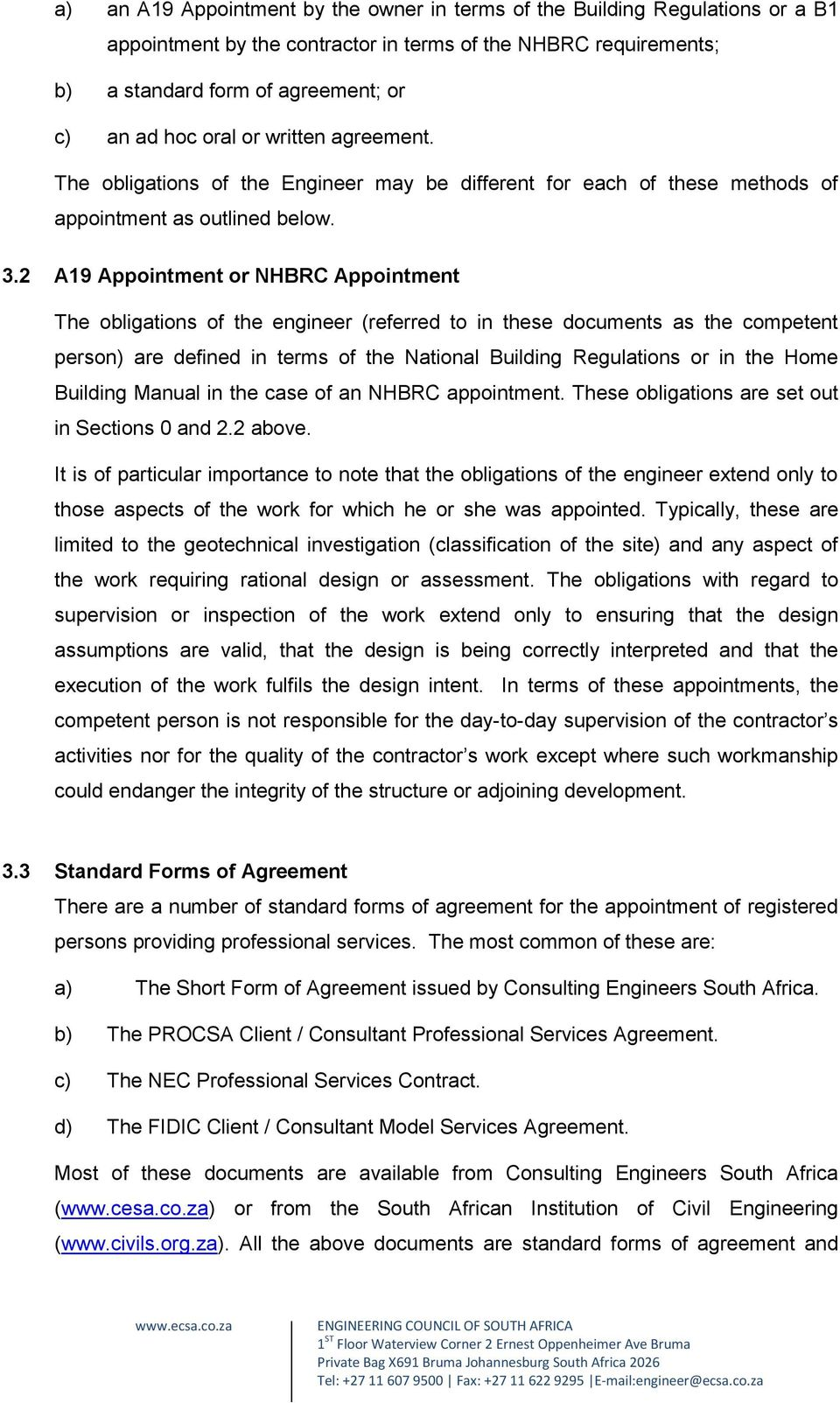 Engineering Council Of South Africa Pdf