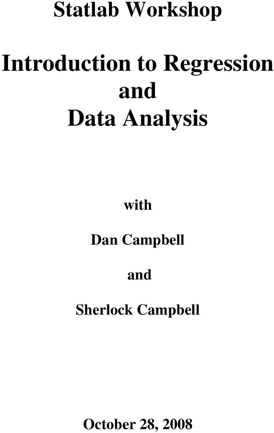 Analysis with Dan Campbell