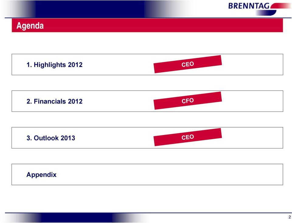 Financials 2012 3.