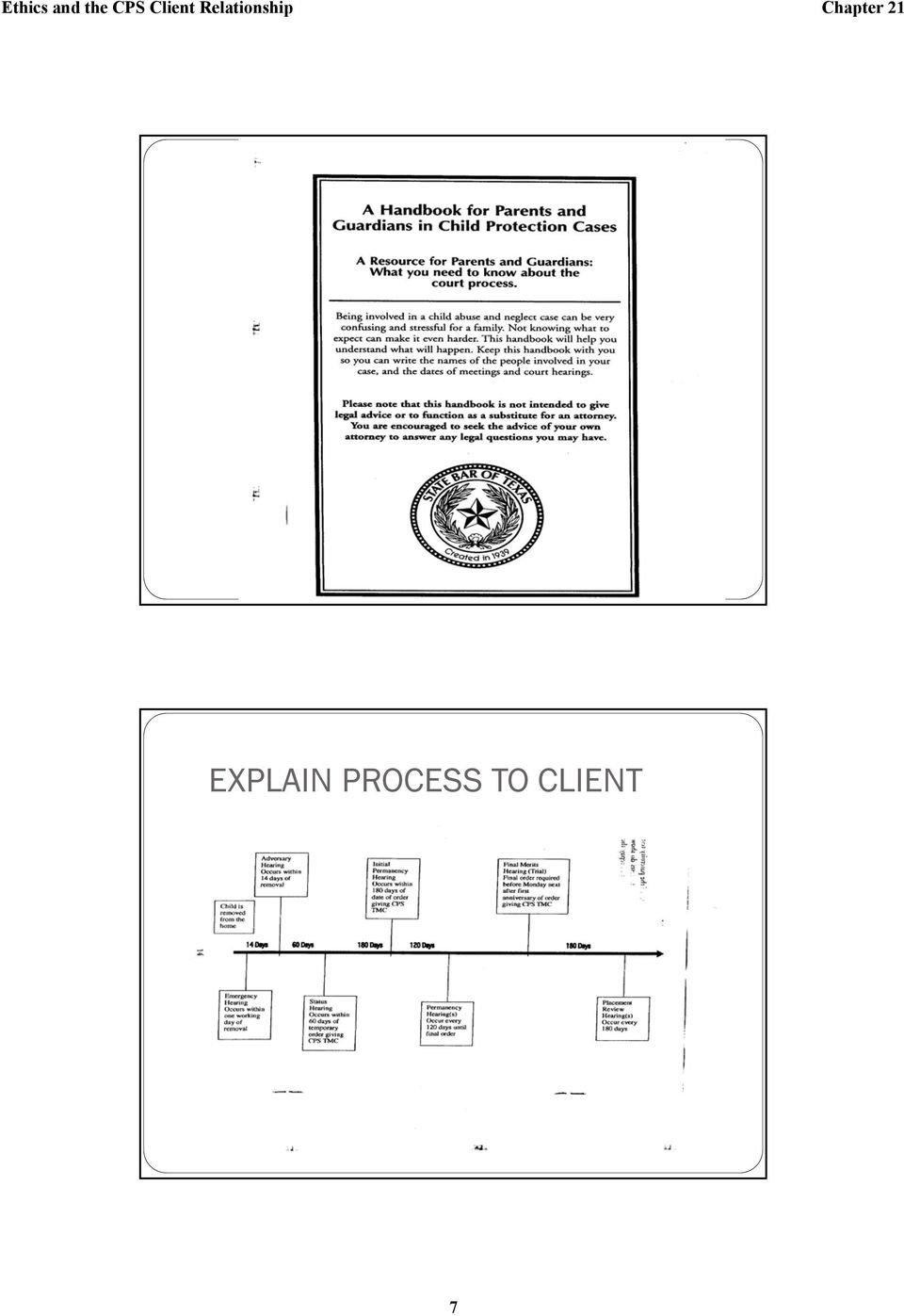 ETHICS AND THE CPS CLIENT RELATIONSHIP - PDF