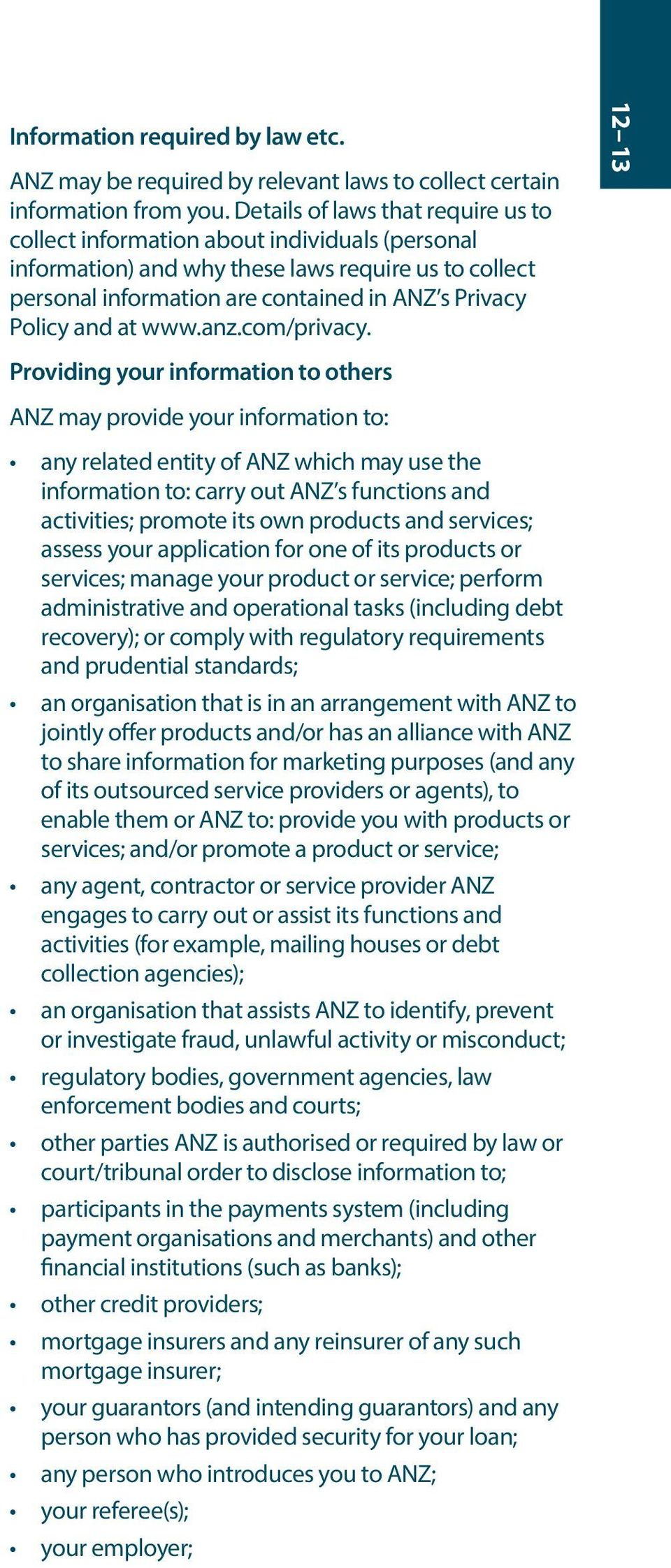 at www.anz.com/privacy.