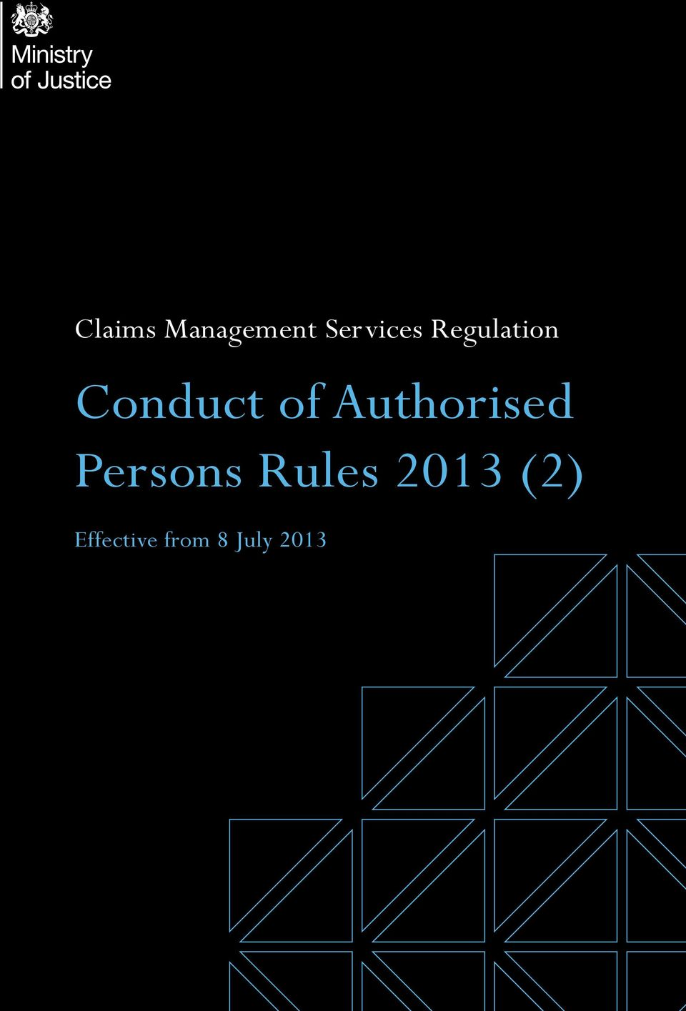 Authorised Persons Rules