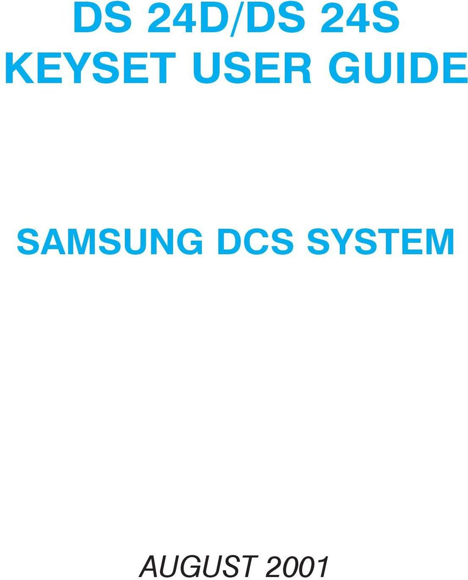 GUIDE SAMSUNG