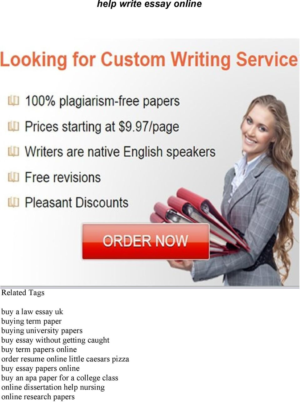 English Literature Essays Online Order Resume Online Little Caesars Pizza Buy Essay Papers Online Buy Fifth Business Essays also Essay Topics High School Help Write Essay Online  Pdf Narrative Essay Thesis Statement Examples