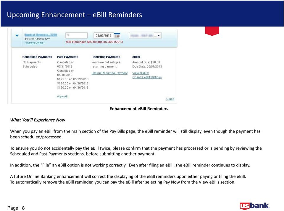 Welcome to the new Online Banking! - PDF