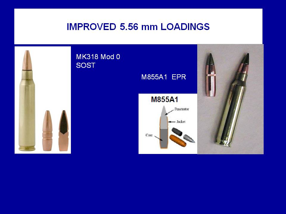 The Case for a General-Purpose Rifle and Machine Gun Cartridge (GPC