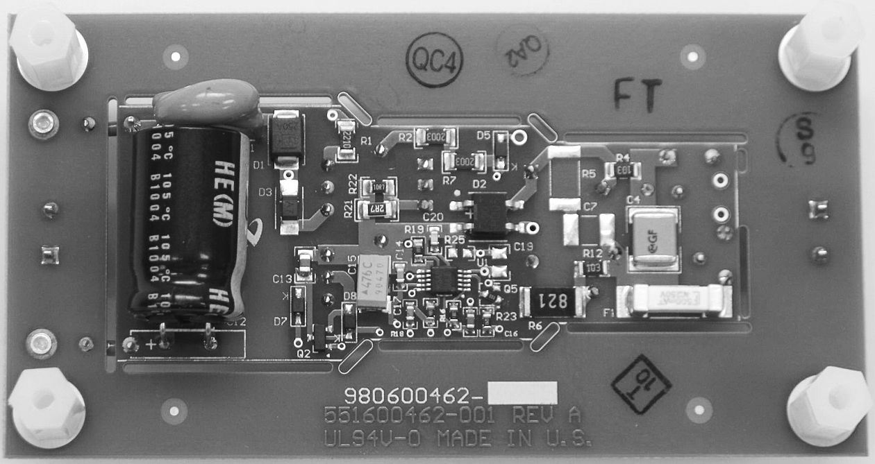 Lm3445 Application Note 2069 Lm Vac 6w 15w Isolated Flyback Led Board Wiring Diagram Demo Overview An Connection 30126903 Test Point Name I