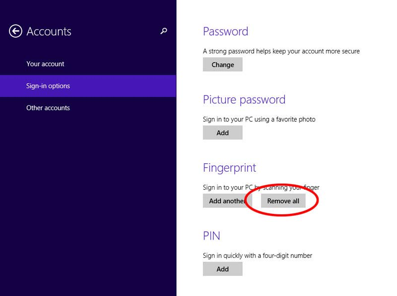 How to Login to Windows with SecuGen Fingerprint Readers