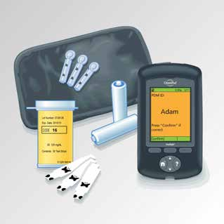 OmniPod Insulin Management System  Getting Ready for OmniPod