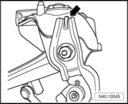 front suspension servicing pdf Club Car Exhaust Bracket ii front suspension assembly overview page 21 23 remove bolt arrow