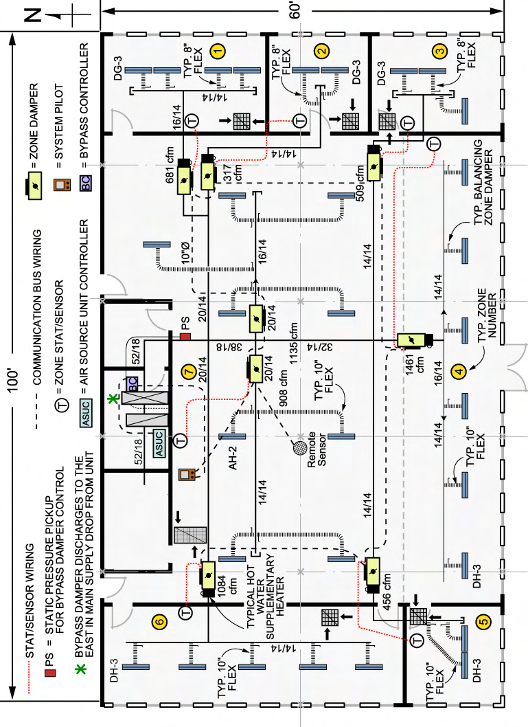 Commercial Hvac Systems Variable Volume And Temperature Pdf Sensor Wiring Figure 2 60 X 100