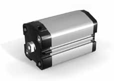 Cushioned 10 mm Stroke Port Parker Hannifin Parker P1A-S010DS-0010 Stainless Steel Metric ISO Air Cylinder 10 mm Bore Round Body 4 mm Rod OD Double Acting Universal