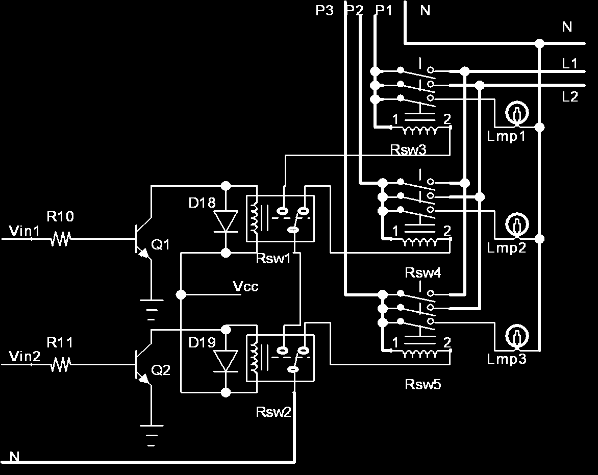 Design And Implementation Of Automatic Three Phase Changer Using Be The First To Review Lm324 Quad Operational Amplifier Cancel Voltage In Non Inverting Input Is Greater Than Output
