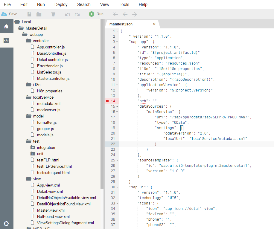 run() UX205 New Features of SAPUI5 That You Absolutely Have