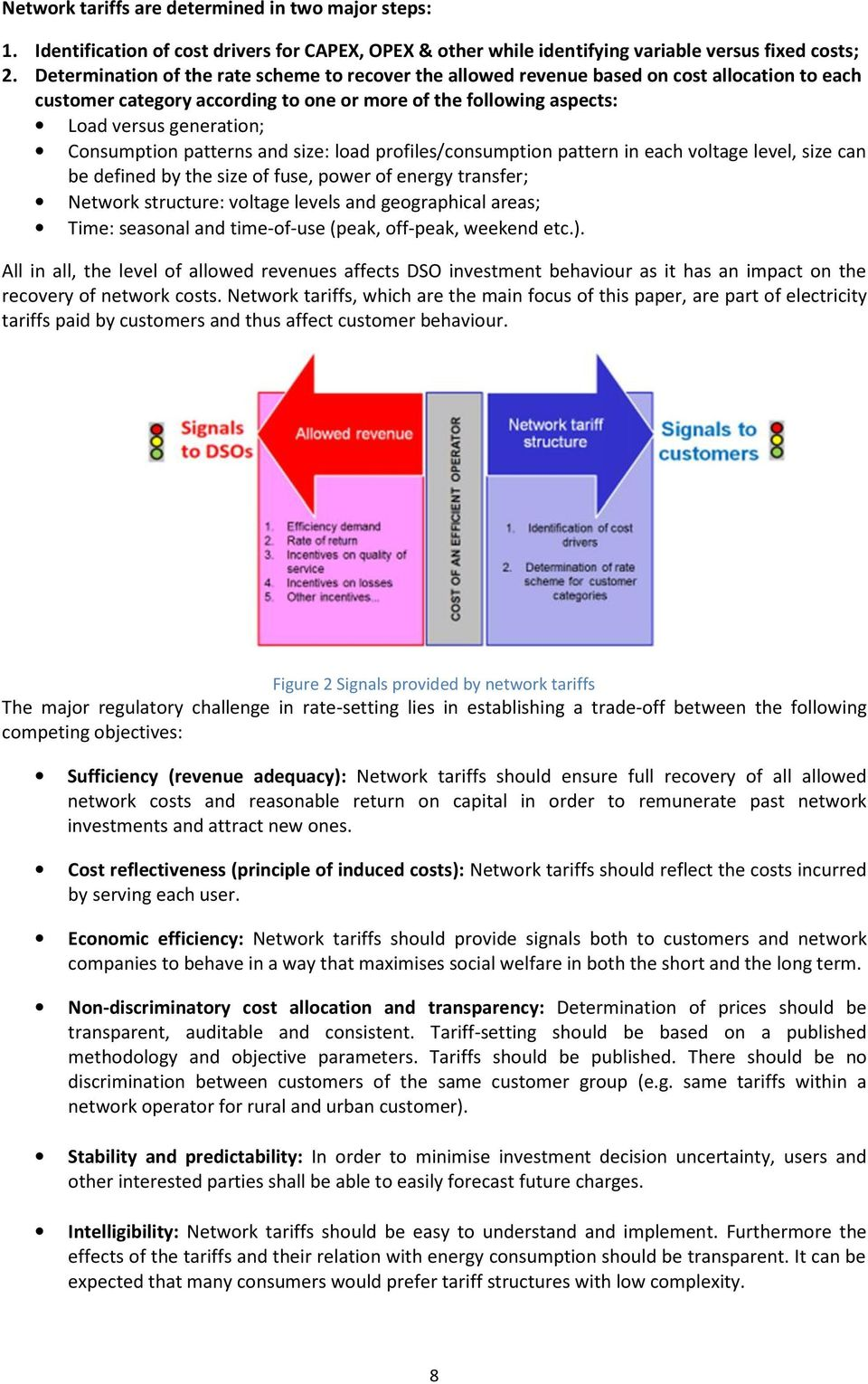 Network tariff structure for a smart energy system - PDF