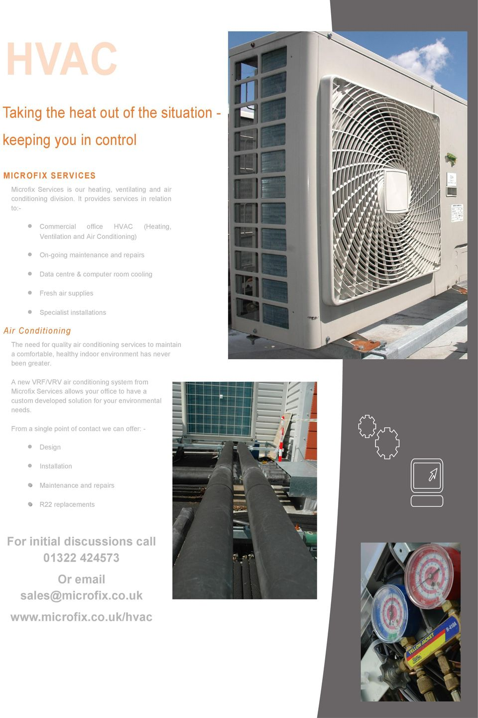 Specialist installations Air Conditioning The need for quality air conditioning services to maintain a comfortable, healthy indoor environment has never been greater.