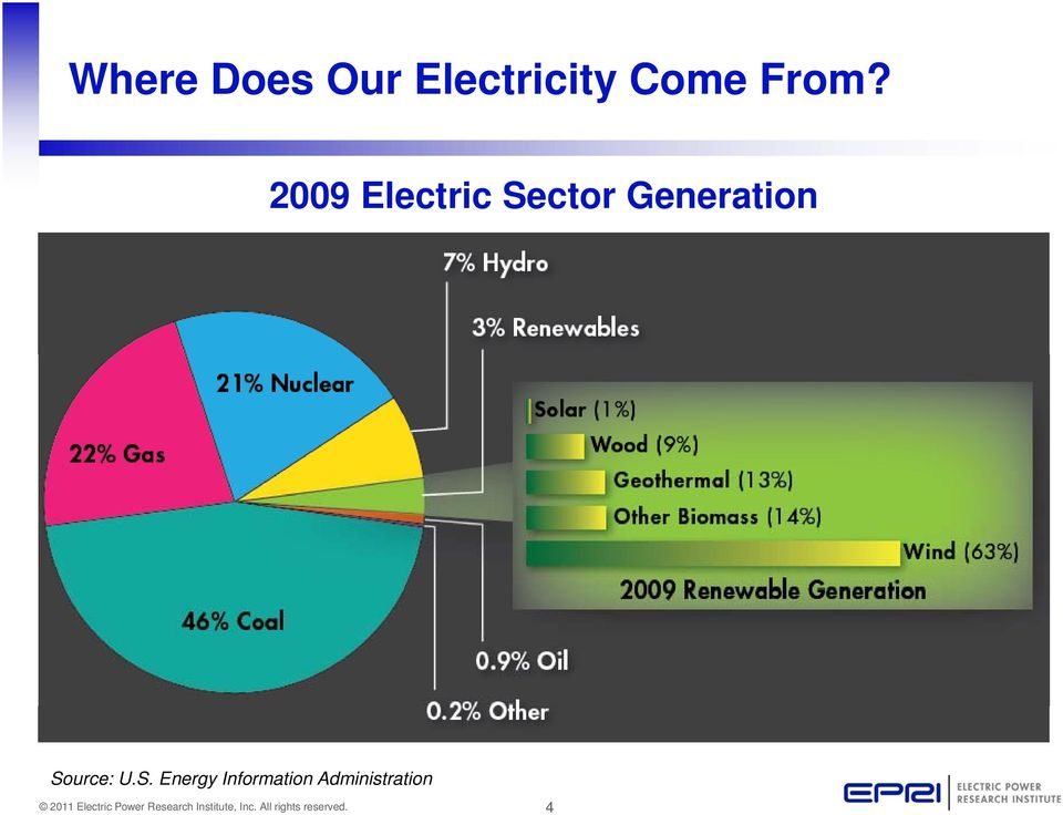 2009 Electric Sector