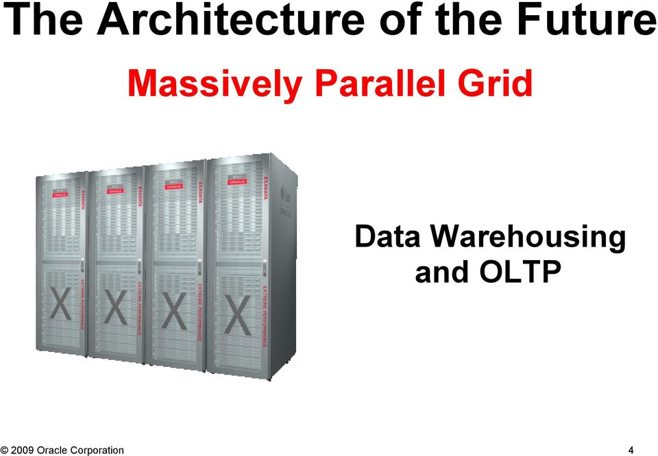 Grid Data Warehousing and