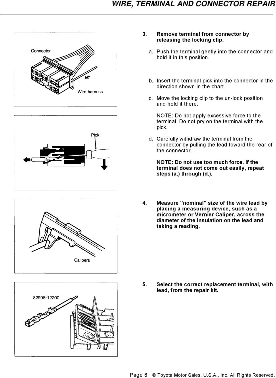 See The Diagram Attached And Fix It Test Any Wires Loosecorroded