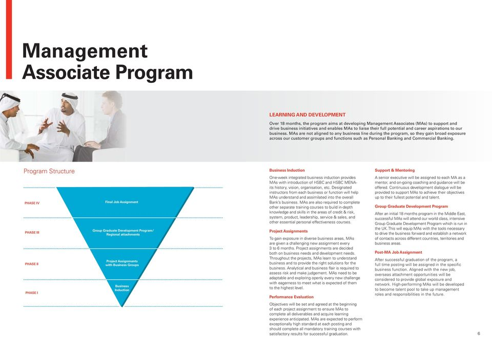 Management Associate Program Middle East and North Africa - PDF