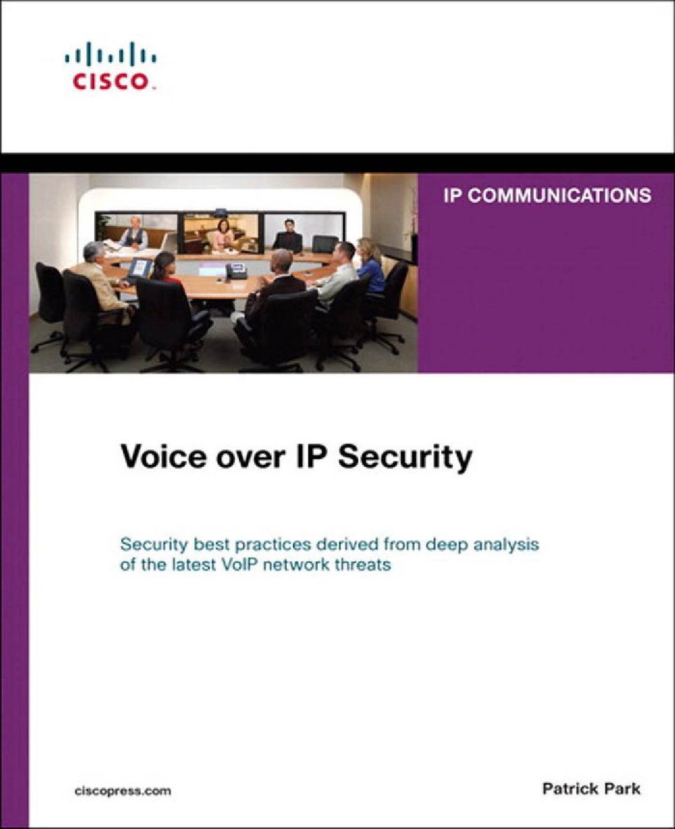 Voice over IP Security - PDF
