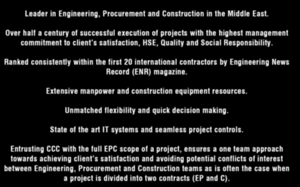 Engineering, Procurement & Construction - PDF