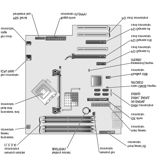 Dell D06s Motherboard Wiring Diagram Electrical Wiring Diagrams
