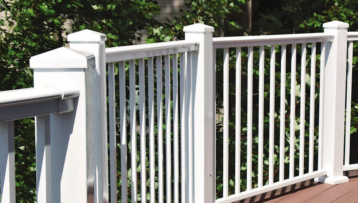 Columns and Railings ALUMINUM AFCO-RAIL STRUCTURE STYLE - PDF