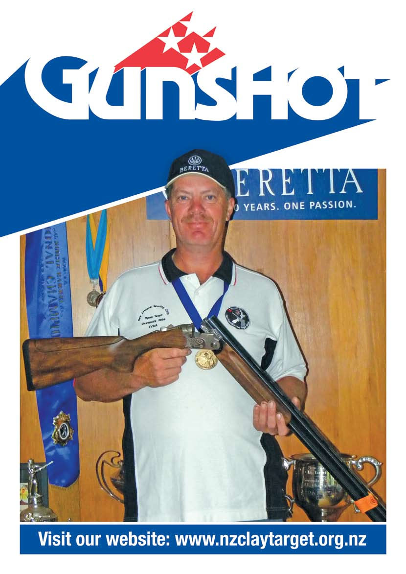 March/April Official Journal of the N Z  Clay Target Assn