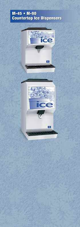 ICE & BEVERAGE DISPENSERS - PDF