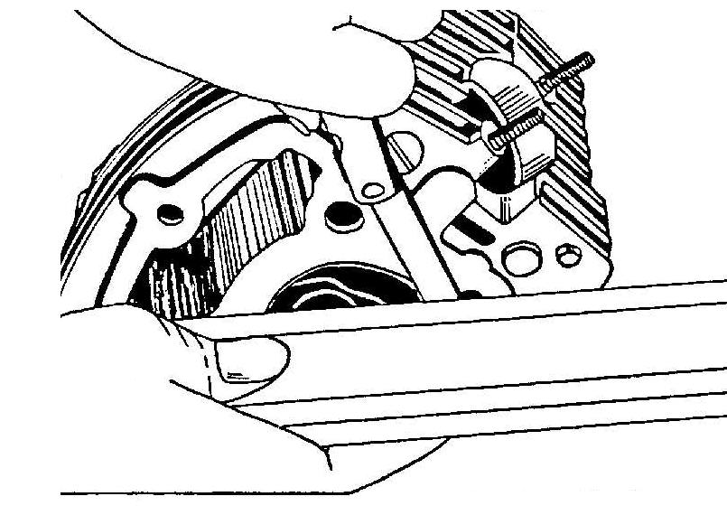 Service Manual Part Engine For Cg 125150