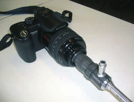 Cameras and documentation systems  Excellent image quality