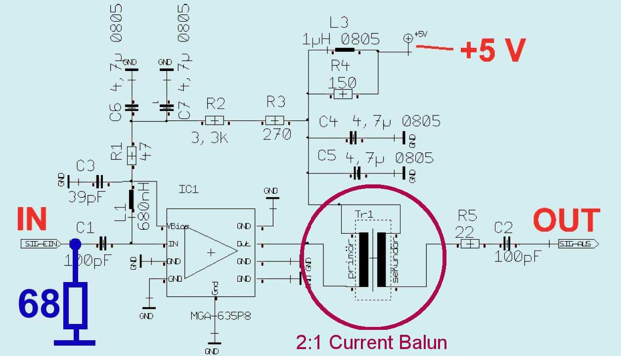 Receiver Construction Using 50 Ohm Modules Gain Blocks Pdf Simple Toggleswitch Driver Operates Coaxial Rf Switches Analog 3 Designing The Lna It Has Been Some Years Since I Wrote First Version