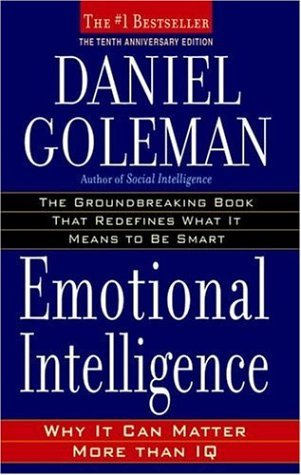 Emotional Intelligence 1 RECOMMENDATIONS 1. YOUTUBE DANIEL GOLEMAN 2. READ HIS BOOK 3. SIGN UP TO COURSERA.