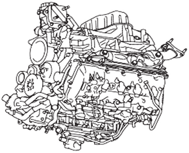 engine serial number location pdf 2GR-FE Supercharger l sb 0085 08 rev1 august 28 2008 page 6 of 10
