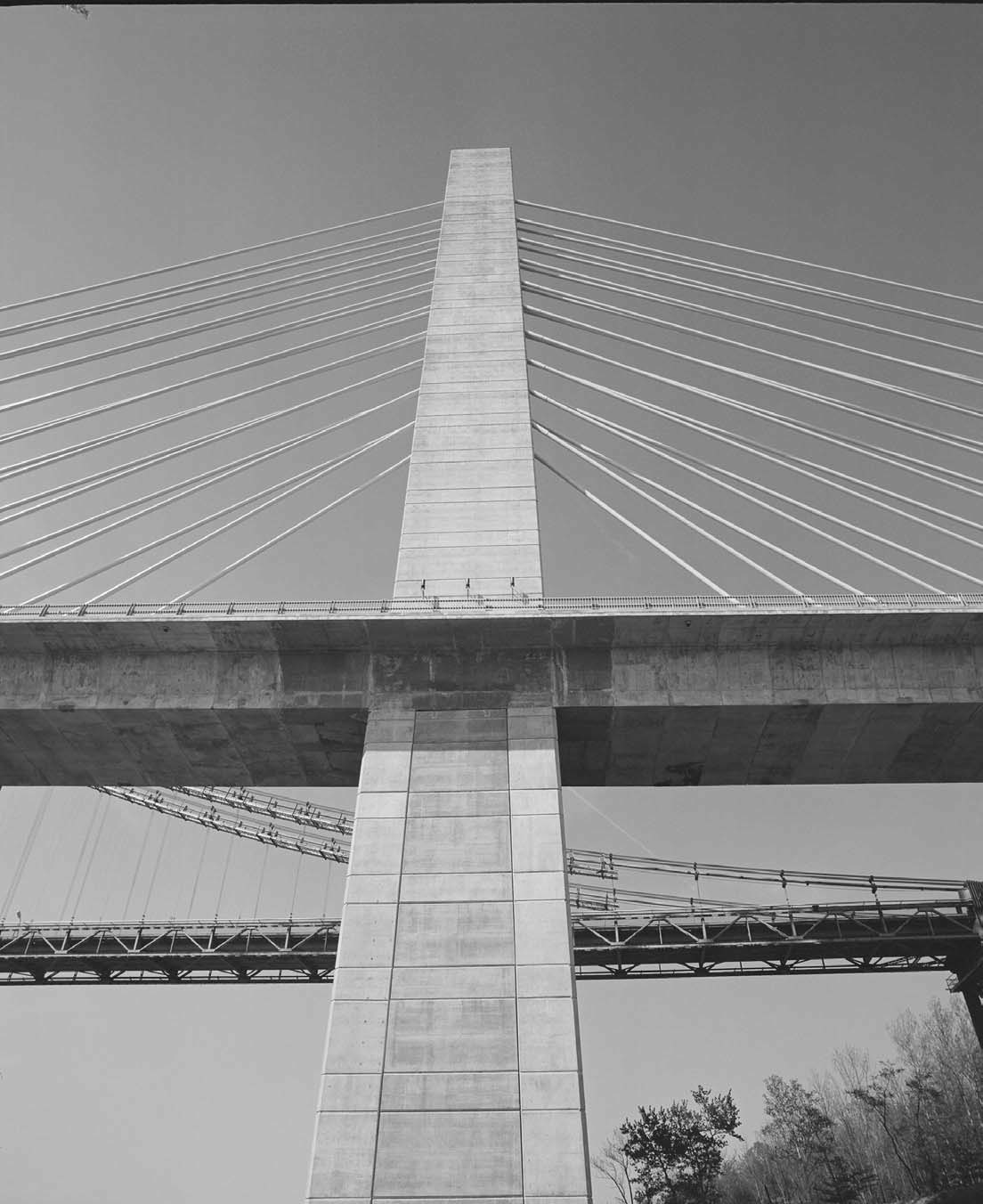 Aesthetics in the Construction and Design of Long-Span Prestressed