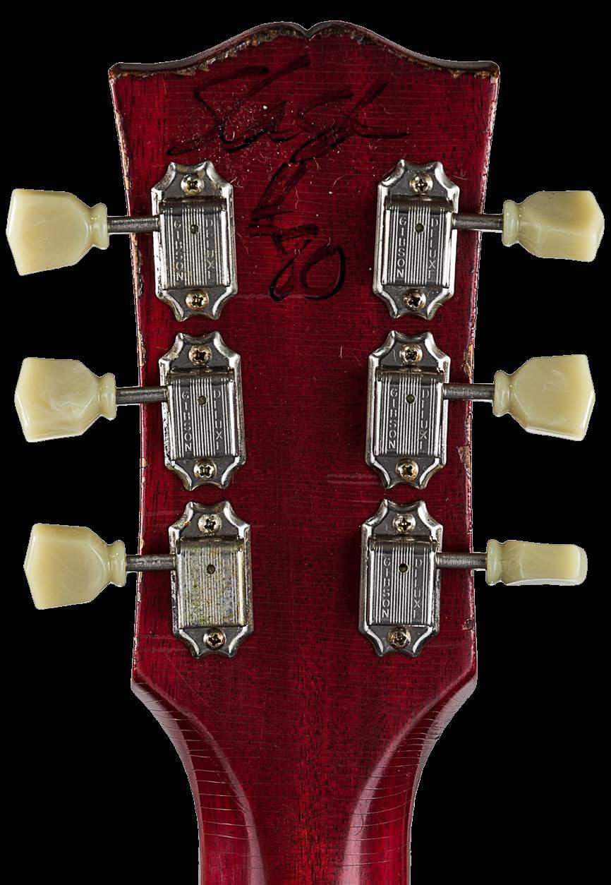 About The Collection Expressions Of Interest To Or Call Pdf Les Paul Toggle Switch Chrome For 3 Pickup Black Tip Ace Frehley Zebra Coil Seymour Duncan Signature Series Alnico Ii Pro Slash Humbucking Pickups