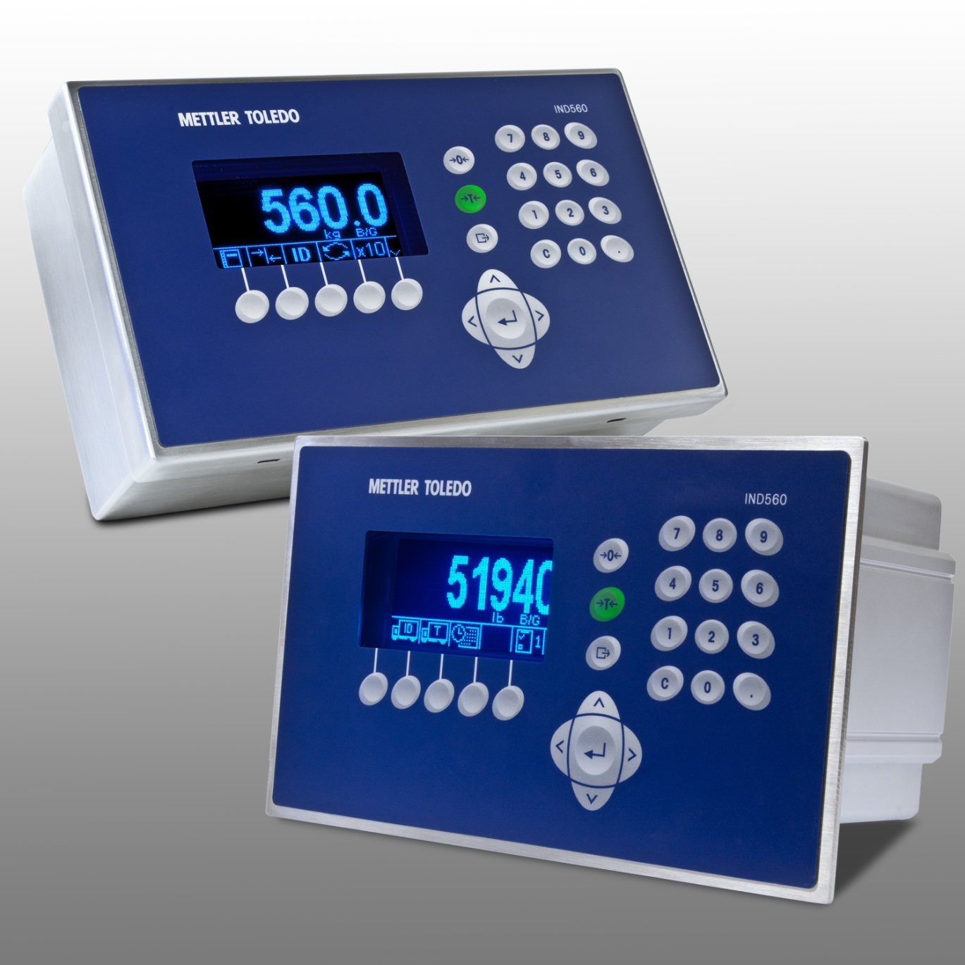 1 PLC Manual IND560 Weighing Terminal
