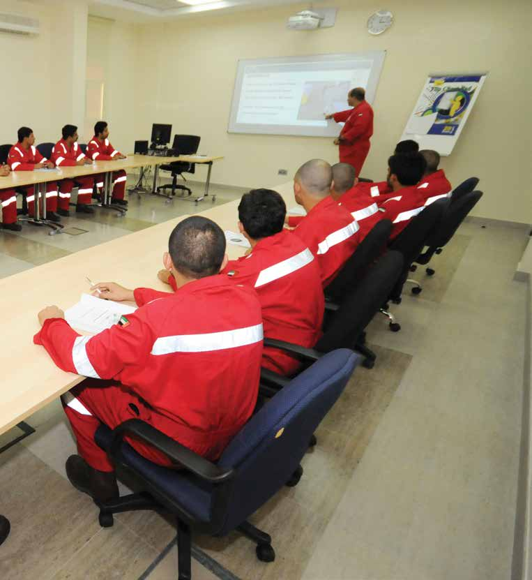 ADNOC / OPCO LECTURE TECHNICAL TRAINING CENTERS LEARNING