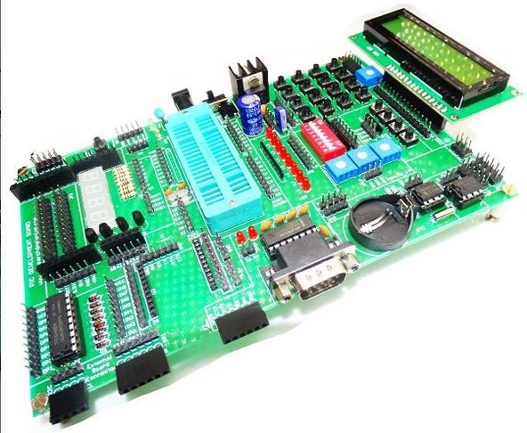 Programming with PIC Microcontroller - PDF