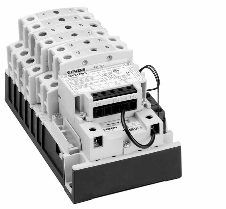Siemens 75LCC277A Replacement Coil Kit 277V 60Hz Enclosure Type 30 for Use with Siemens LC Lighting Contactors 240V 50Hz