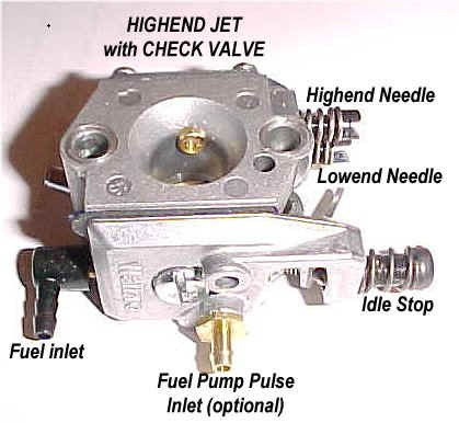 Walbro Carb TUNE UP & Illustrated Guide - PDF