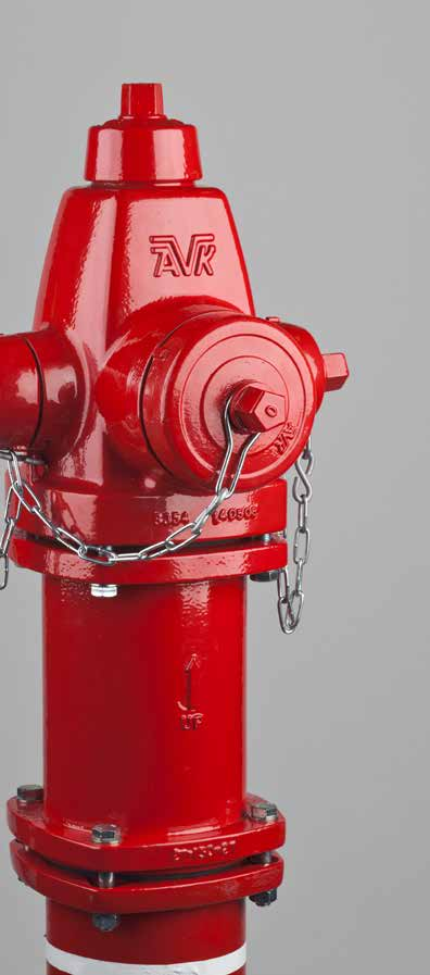 Avk Fire Protection Fire Doesn T Compromise Neither Should You Pdf