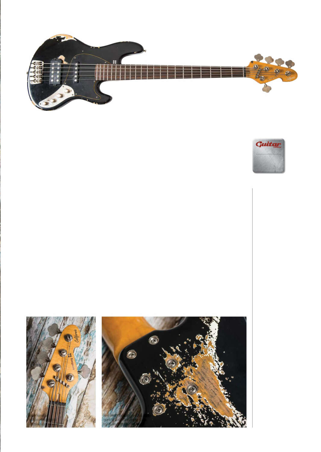 Reviewed New Lesson Inside Improve Your Guitar Chord Vocabulary Now 2x Vols 1x Master Tone And Emg Ab On The Output Seemed Simple Sandberg California Ii Tm5 Vm4 1884 1175 Bass Guitars