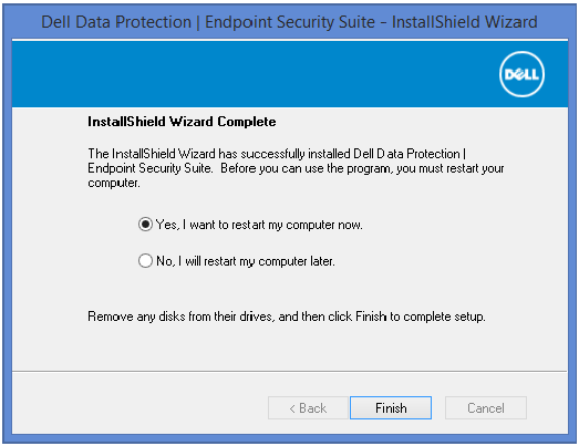 Dell Data Protection Endpoint Security Suite Enterprise