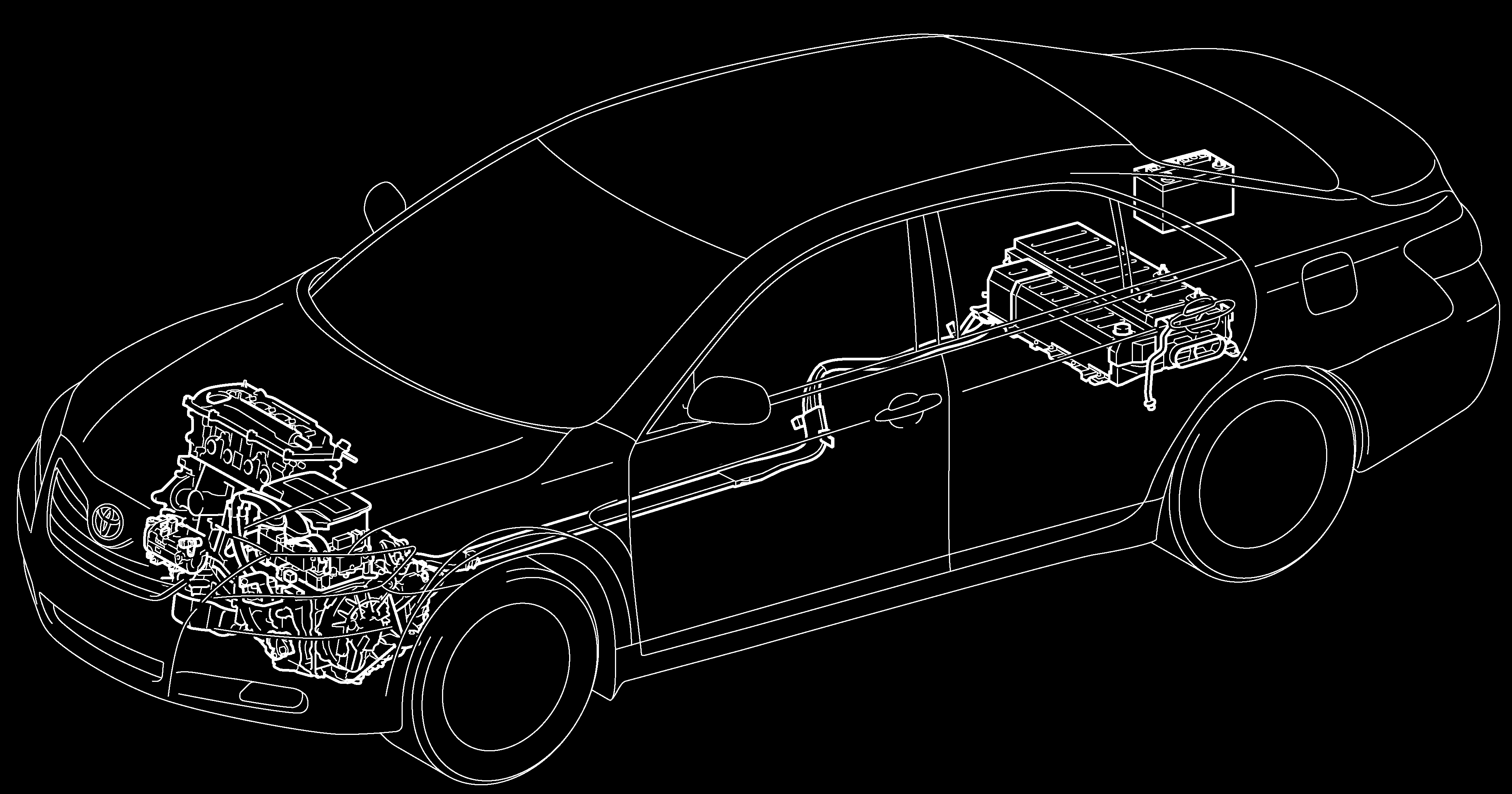 Toyota Tacoma 2015-2018 Service Manual: Open in Driver Side Electrical Antenna Circuit (B27A1)