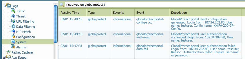 Configuring GlobalProtect Tech Note PAN-OS 4 1 and later - PDF