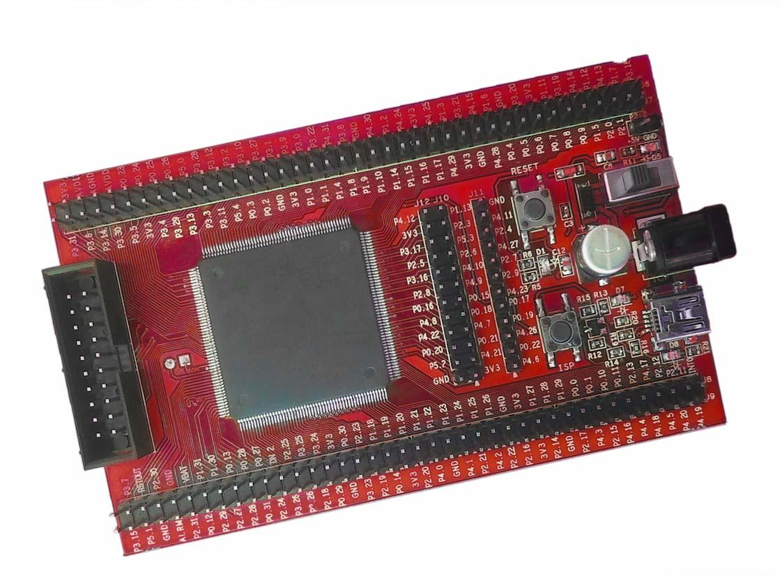 Coinel Technology Solutions Llp Board Details Pdf Circuit Diagram Of 7segment Display Interfacing To Arm Cortex M0 Mcu Lpc1788 Processor M3 Core Standard Jtag Connector 2x10 Pin For