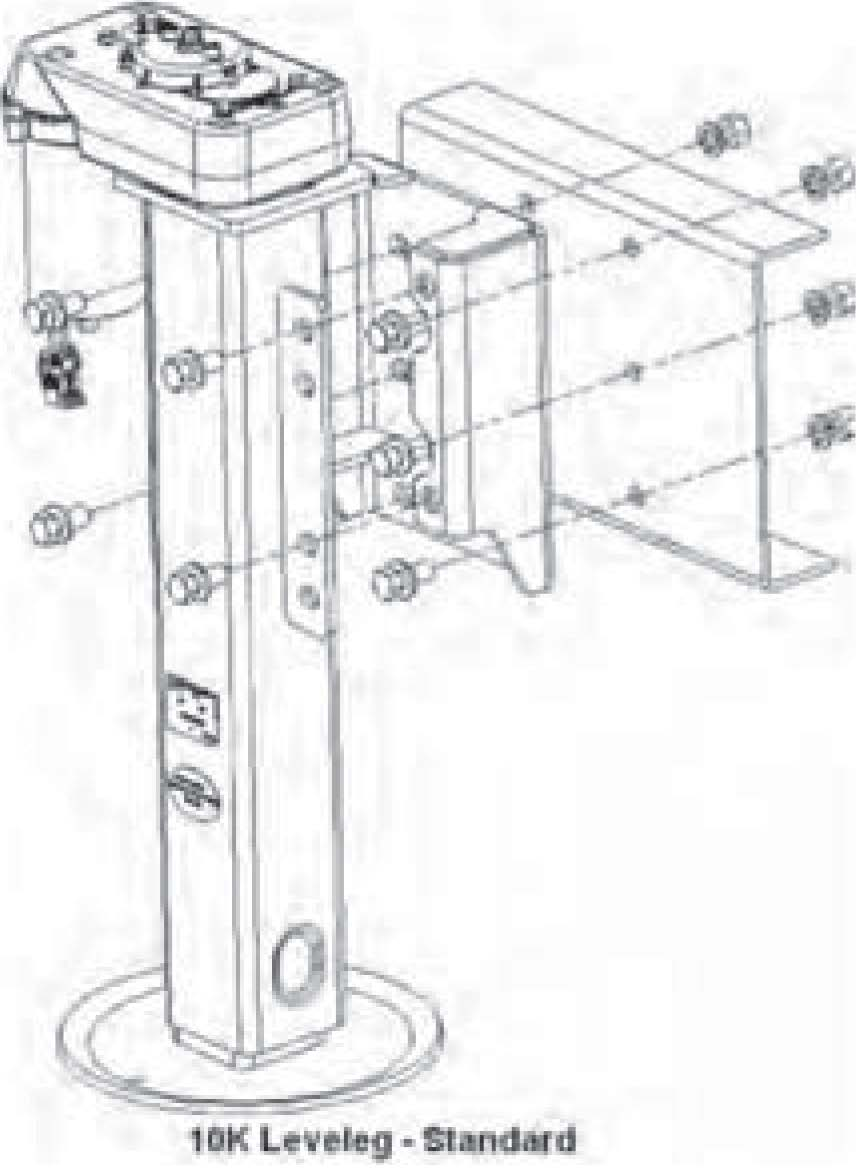 levelegs w sensor technology table of contents pdf Blue SRT-4 this bracket can also be welded to the frame on some units ii fit