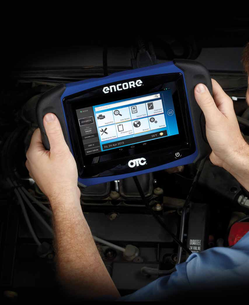 SCAN TOOL SPEC GUIDE A COMPREHENSIVE GUIDE TO PROVIDE YOU